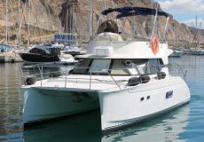 Fountaine Pajot Highland 35 Pilot, Multihull motor boat  for sale by White Whale Yachtbrokers