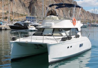 Fountaine Pajot Highland 35 Pilot, Multihull motorboot Fountaine Pajot Highland 35 Pilot te koop bij White Whale Yachtbrokers - Almeria