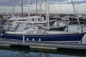 Comfortina 42, Segelyacht Comfortina 42 zum Verkauf bei White Whale Yachtbrokers - Willemstad