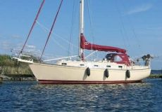 Island Packet 35, Zeiljacht  for sale by White Whale Yachtbrokers