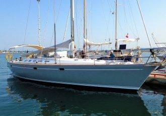 Jeanneau Sun Kiss 47, Zeiljacht Jeanneau Sun Kiss 47 te koop bij White Whale Yachtbrokers