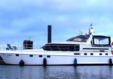 Altena Excel 48 Cabrio, Motorjacht  for sale by White Whale Yachtbrokers