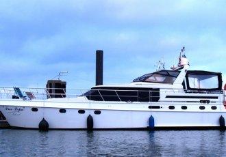 Altena Excel 48 Cabrio, Motorjacht Altena Excel 48 Cabrio te koop bij White Whale Yachtbrokers - Willemstad