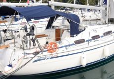 Bavaria 31 Cruiser, Zeiljacht  for sale by White Whale Yachtbrokers