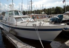Glacer 42, Motorjacht  for sale by White Whale Yachtbrokers