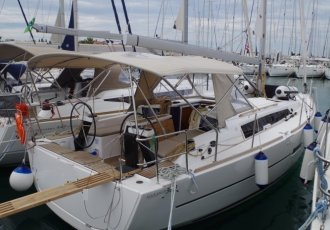 Dufour 360 Grand Large, Zeiljacht Dufour 360 Grand Large te koop bij White Whale Yachtbrokers - Croatia