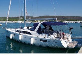 Beneteau Oceanis 41.1, Zeiljacht Beneteau Oceanis 41.1 te koop bij White Whale Yachtbrokers