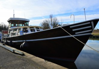 TUKKER Kotter 1365, Motorjacht TUKKER Kotter 1365 te koop bij White Whale Yachtbrokers