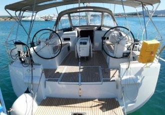 Jeanneau Sun Odyssey 509, Zeiljacht Jeanneau Sun Odyssey 509 te koop bij White Whale Yachtbrokers - Croatia