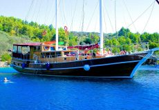 Gulet Krila VII, Varend woonschip  for sale by White Whale Yachtbrokers