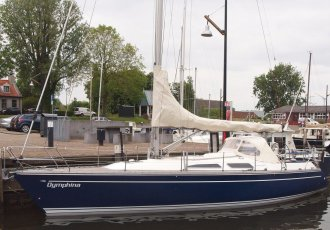 Comfortina 38, Zeiljacht Comfortina 38 te koop bij White Whale Yachtbrokers - Willemstad