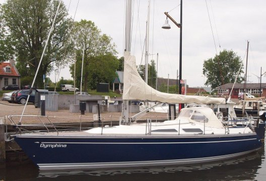 Comfortina 38, Zeiljacht  for sale by White Whale Yachtbrokers - Willemstad