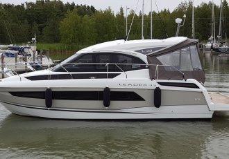 Jeanneau Leader 33 Sportop, Speed- en sportboten Jeanneau Leader 33 Sportop te koop bij White Whale Yachtbrokers - Finland
