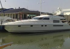 Fairline SQUADRON 59, Motorjacht  for sale by White Whale Yachtbrokers