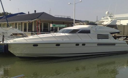 Fairline SQUADRON 59, Motoryacht for sale by White Whale Yachtbrokers - Finland