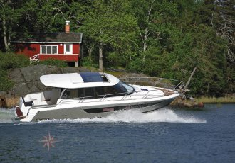 Jeanneau NC 11, Motorjacht Jeanneau NC 11 te koop bij White Whale Yachtbrokers - Belgium