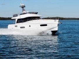 Azimut 43 Magellano, Motoryacht Azimut 43 Magellanosäljs avWhite Whale Yachtbrokers
