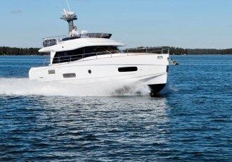 Azimut 43 Magellano, Motorjacht Azimut 43 Magellano te koop bij White Whale Yachtbrokers - Finland
