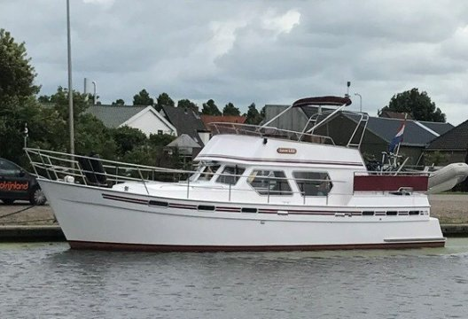 Valk Fly 12.50, Motorjacht  for sale by White Whale Yachtbrokers - Willemstad