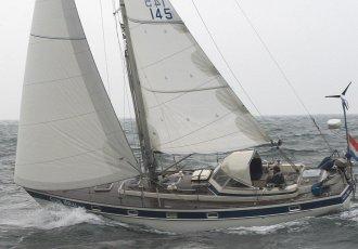 Hallberg Rassy 38, Zeiljacht Hallberg Rassy 38 te koop bij White Whale Yachtbrokers - Willemstad