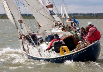 Coomans Spitsgat 930, Zeiljacht Coomans Spitsgat 930 te koop bij White Whale Yachtbrokers - Vinkeveen