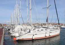 Beneteau Oceanis Clipper 393, Segelyacht  for sale by White Whale Yachtbrokers