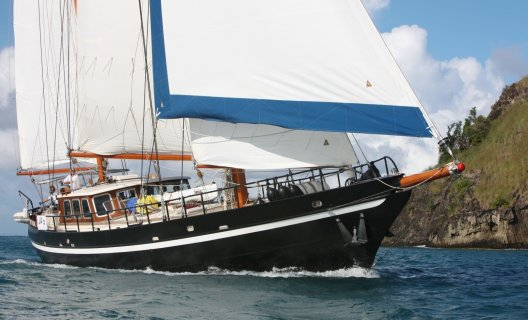 ONE OFF Expedition Sailing Yacht, Sailing Yacht for sale by White Whale Yachtbrokers - Sneek