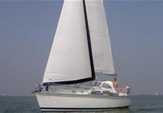 Hunter 30-2, Zeiljacht Hunter 30-2 te koop bij White Whale Yachtbrokers - Sneek