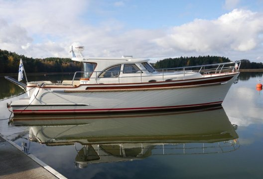 Tuna 40 Sportivo (DUTCH BUILD), Motorjacht  for sale by White Whale Yachtbrokers - Finland