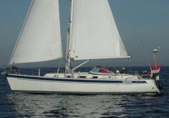 Hallberg Rassy 40, Zeiljacht Hallberg Rassy 40 te koop bij White Whale Yachtbrokers - Willemstad