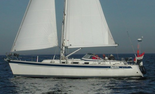 Hallberg Rassy 40, Sailing Yacht for sale by White Whale Yachtbrokers - Willemstad