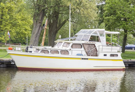 Hille Kruiser 11.60, Motor Yacht  for sale by White Whale Yachtbrokers - Enkhuizen