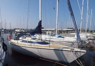 Dehler Optima 101, Zeiljacht Dehler Optima 101 te koop bij White Whale Yachtbrokers - Willemstad