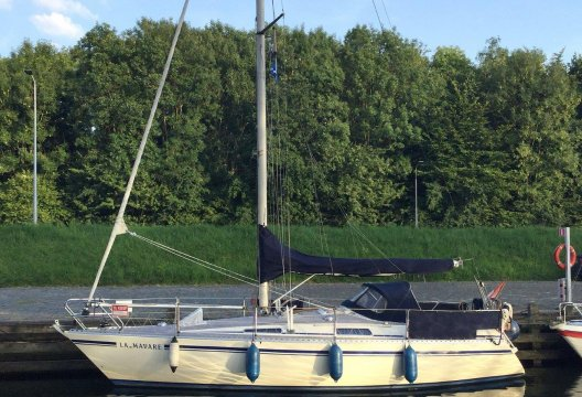 Comfortina 32, Zeiljacht  for sale by White Whale Yachtbrokers - Willemstad