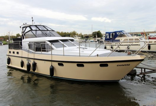 Vri-Jon Contessa 40, Motorjacht  for sale by White Whale Yachtbrokers - Limburg