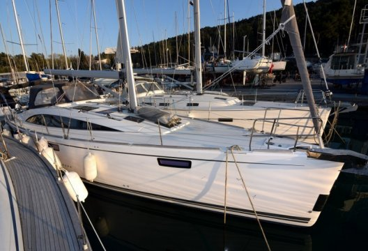 Bavaria 46 Vision, Sailing Yacht  for sale by White Whale Yachtbrokers - Croatia