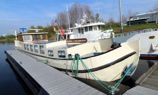 Motortjalk 20.70 Boltjalk, Traditionelle Motorboot for sale by White Whale Yachtbrokers - Limburg