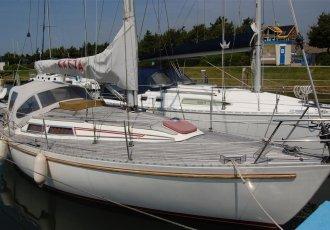 Emka Elvström 31, Zeiljacht Emka Elvström 31 te koop bij White Whale Yachtbrokers - Sneek