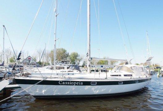 Trintella 42, Zeiljacht  for sale by White Whale Yachtbrokers - Willemstad