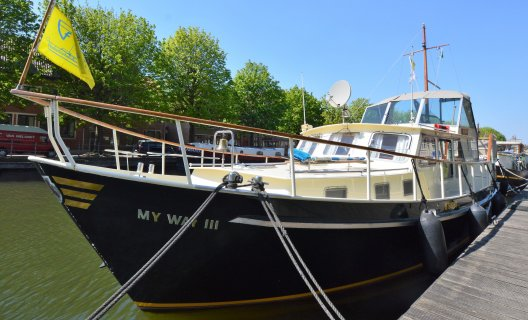 De Ruiter Trawler 1280, Motoryacht for sale by White Whale Yachtbrokers - Belgium