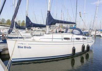 Bavaria 30 Cruiser, Zeiljacht Bavaria 30 Cruiser te koop bij White Whale Yachtbrokers - Enkhuizen