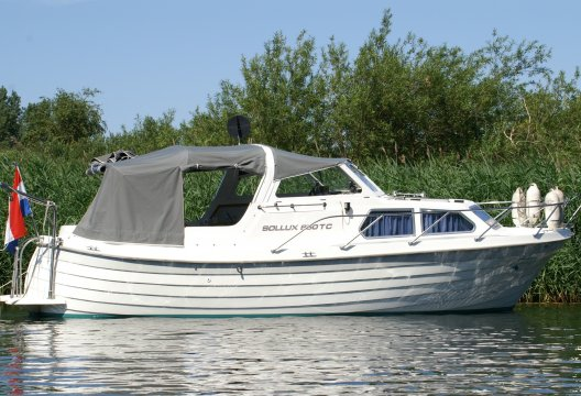 Sollux 850 AK, Motorjacht  for sale by White Whale Yachtbrokers - Willemstad