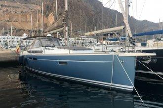 Jeanneau Sun Odyssey 479, Segelyacht Jeanneau Sun Odyssey 479 zum Verkauf bei White Whale Yachtbrokers - Almeria
