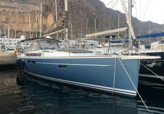 Jeanneau Sun Odyssey 479, Sailing Yacht Jeanneau Sun Odyssey 479 for sale at White Whale Yachtbrokers - Almeria