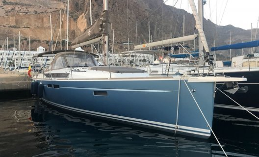 Jeanneau Sun Odyssey 479, Sailing Yacht for sale by White Whale Yachtbrokers - Almeria