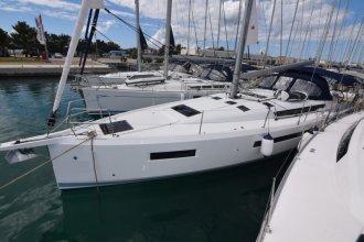 Jeanneau  Sun Odyssey 490, Segelyacht Jeanneau  Sun Odyssey 490 zum Verkauf bei White Whale Yachtbrokers - Croatia