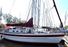 Golden Cowrie 38, Zeiljacht  for sale by White Whale Yachtbrokers - Willemstad