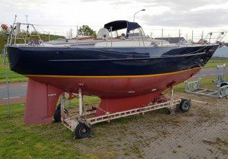 Nordia 41, Zeiljacht Nordia 41 te koop bij White Whale Yachtbrokers - Sneek