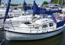 Midget 26, Zeiljacht  for sale by White Whale Yachtbrokers - Willemstad