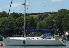 Dufour 41 Classic, Zeiljacht  for sale by White Whale Yachtbrokers - Willemstad